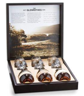 Glenrothes Giftbox 3X10cl met 3 Glazen