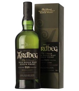 ARDBEG 10 YRS ISLAY MALT 70CL