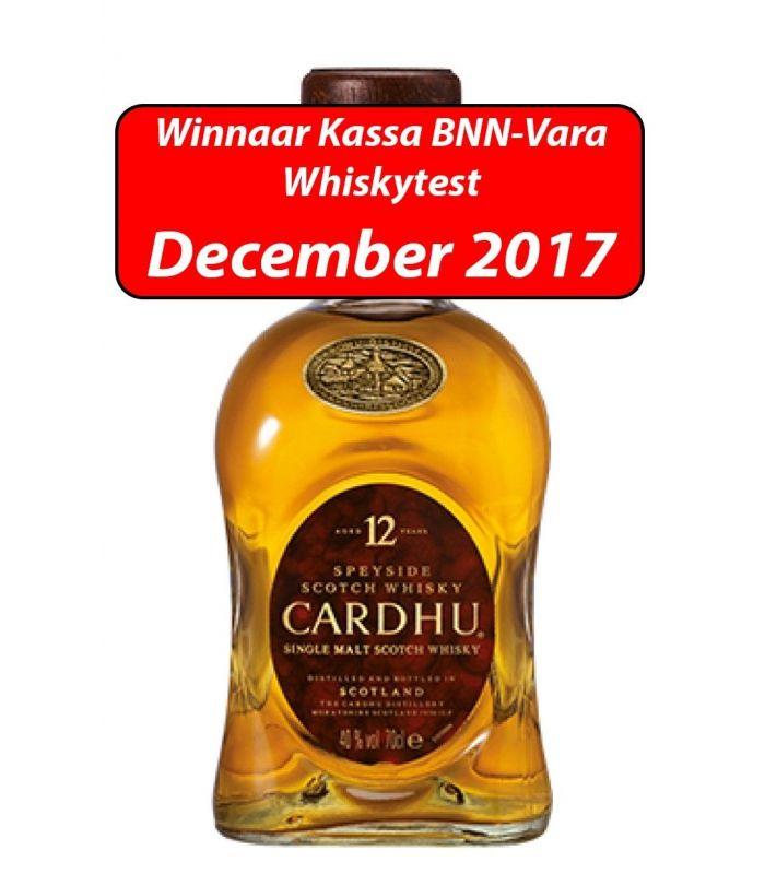 CARDHU 12 YEARS 70CL