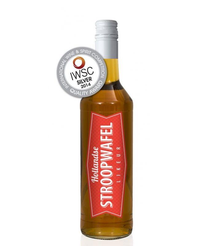 Hollandse Stroopwafel Likeur 70cl