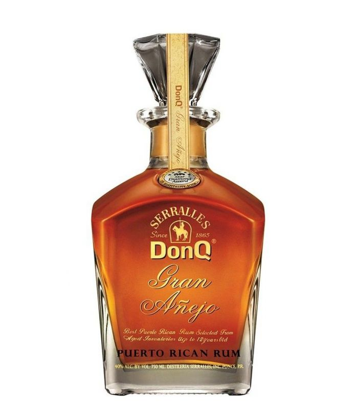 Don Q Gran Anejo 70cl