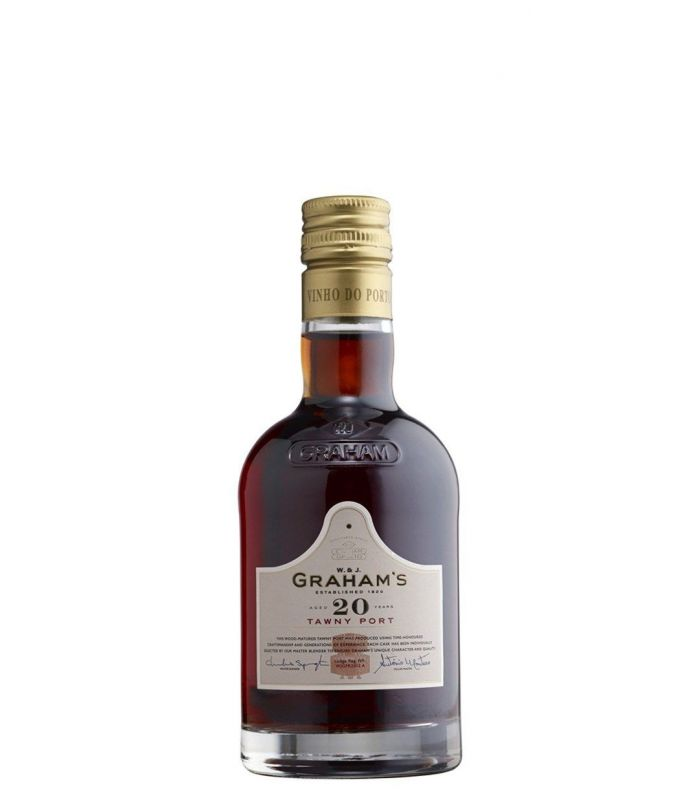 Graham's Port 20 Years Old Tawny 20cl