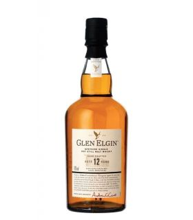 Glen Elgin 12 Years Single Malt 70cl