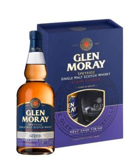 Glen Moray Port Cask Finish Gechenk 70cl