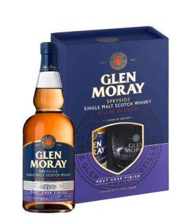 Glen Moray Port Cask Finish Gechenk 70cl