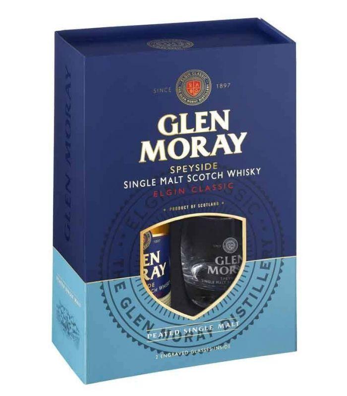 Glen Moray Classic Peated Geschenk 70cl