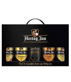 Hertog Jan Bierdoos 5X30cl