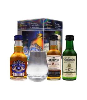 Exclusive Scotch Discover Set With Glass