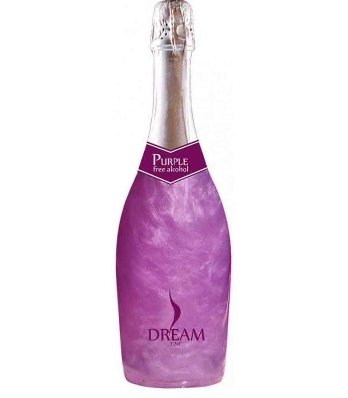 Dreamline Purple Alcohol Vrij 75cl