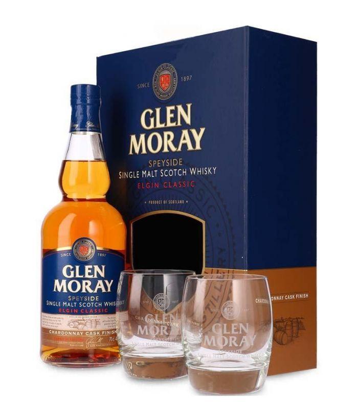 Glen Moray Sherry Cask Finish Geschenk 70cl