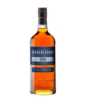 AUCHENTOSHAN SHERRY CASK MATURED 1998 CS 11Y 70CL
