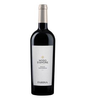 Farina Nodo d'Amore Rosso Trevenezie 75cl