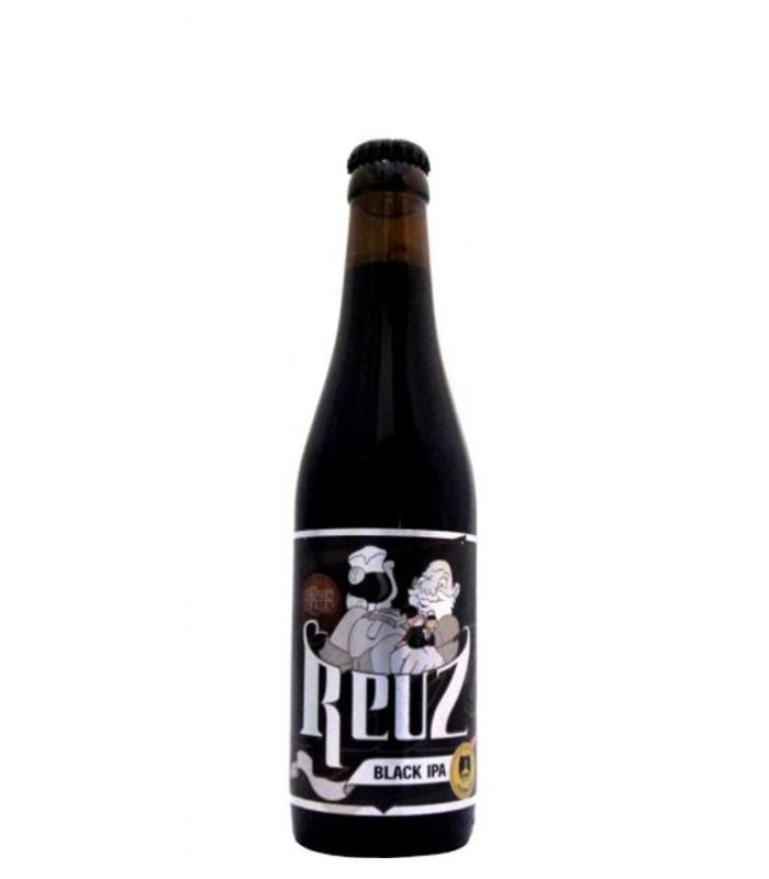 Reuz Black IPA 33cl