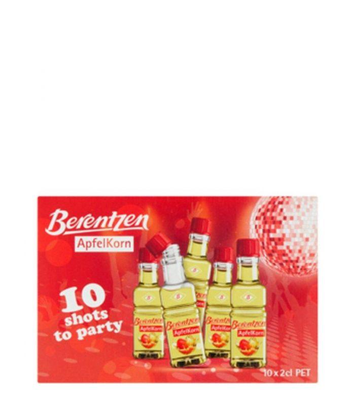 Berentzen Apfelkorn Shot Pack 10X2cl