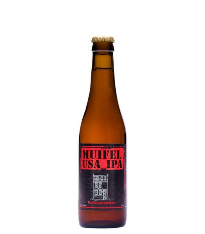 Muifel USA IPA 33cl