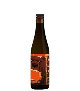 Wee Heavy Peated Scotch Ale 33cl