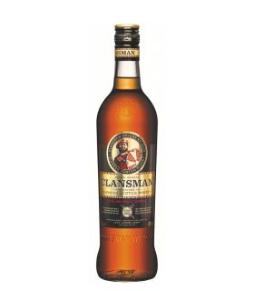 Clansman Blended Scotch Whisky 70cl