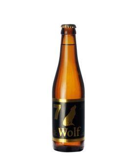 Wolf 7 Blond 7,4% 33cl