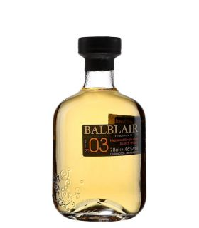 Balblair Vintage 2003 Single Malt 70cl