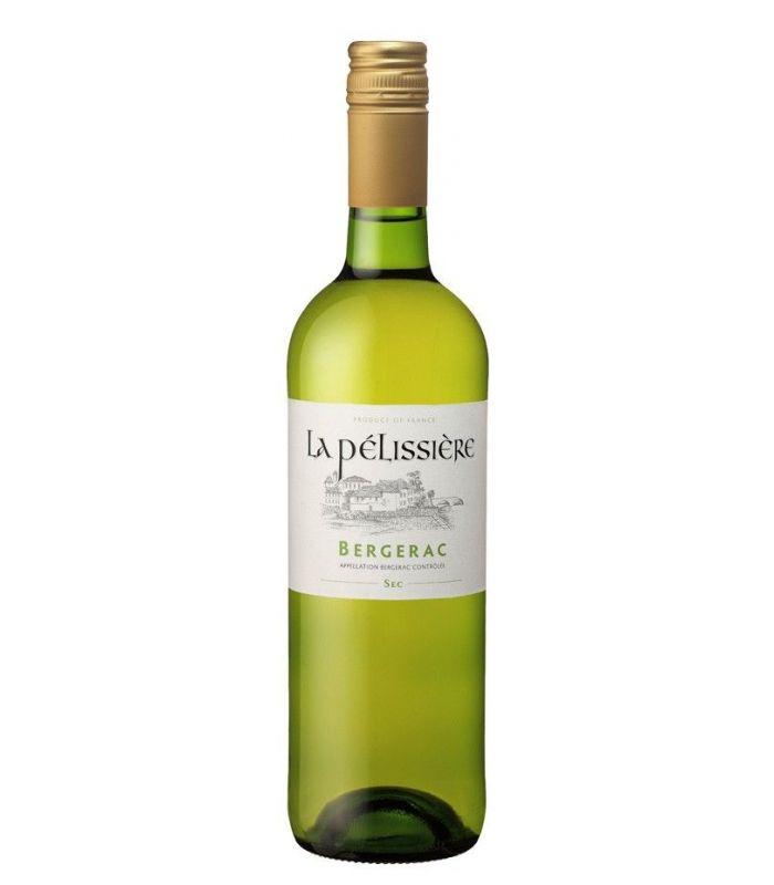 La Pelissiere Bergerac Blanc Sec 75cl