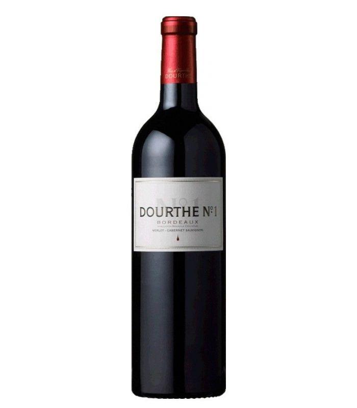 Dourthe No.1 Bordeaux Rouge 75cl