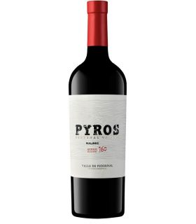 Pyros Barrel Selected Malbec 75cl