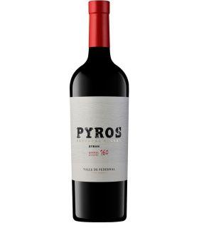 Pyros Barrel Selected Syrah 75cl