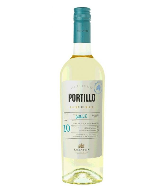 Portillo Dulce Natural Sauvignon Blanc 75cl