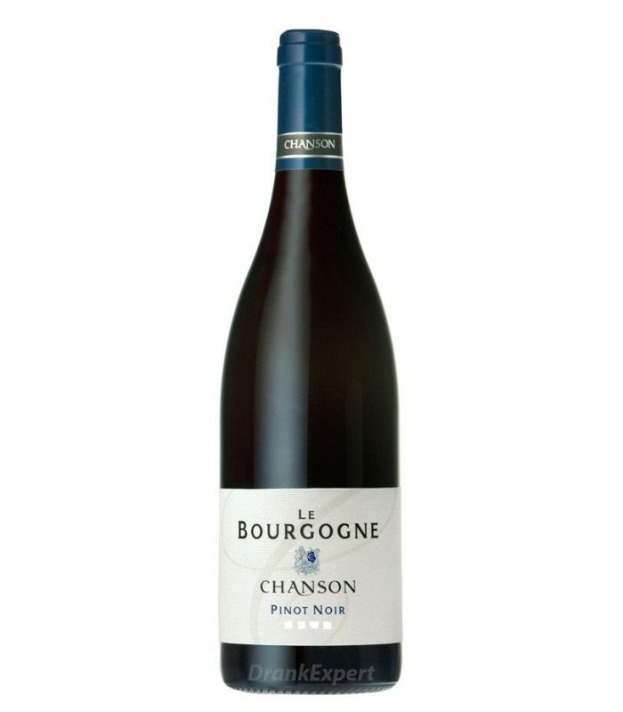 Chanson Le Bourgogne Pinot Noir 75cl