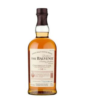 The Balvenie 14 Years Caribbean Cask Single Malt 70cl