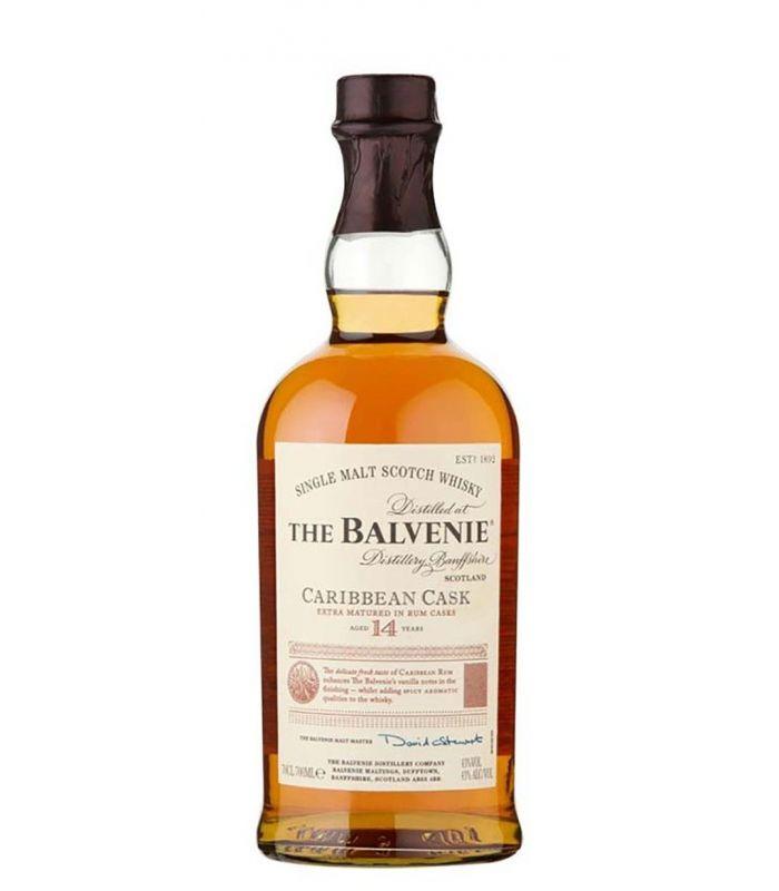 BALVENIE 14 YEARSCARIBBEAN CASK 70CL