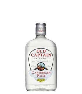 Old Captain Witte Rum 35cl
