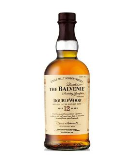 The Balvenie 12 Years Double Wood Single Malt 70cl