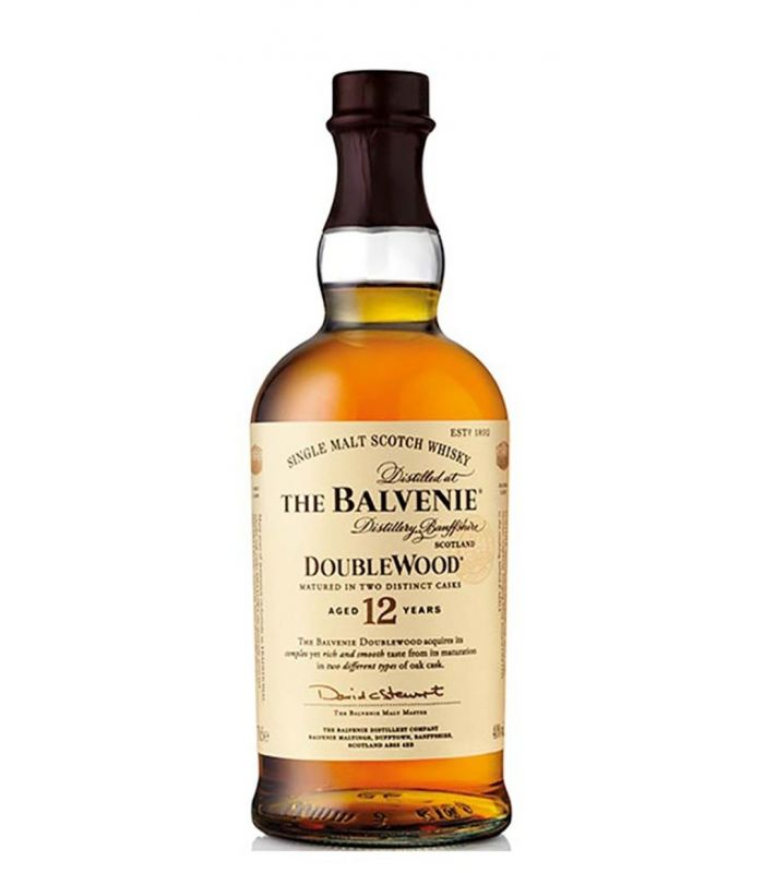 BALVENIE DOUBLE WOOD 12 YEARS 70CL