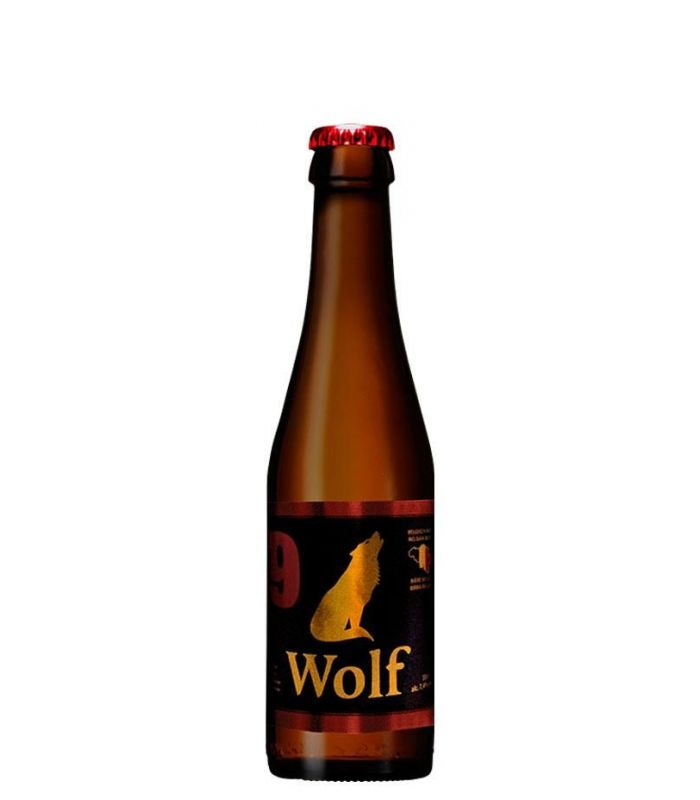 Wolf 9 Amber 9% 33cl