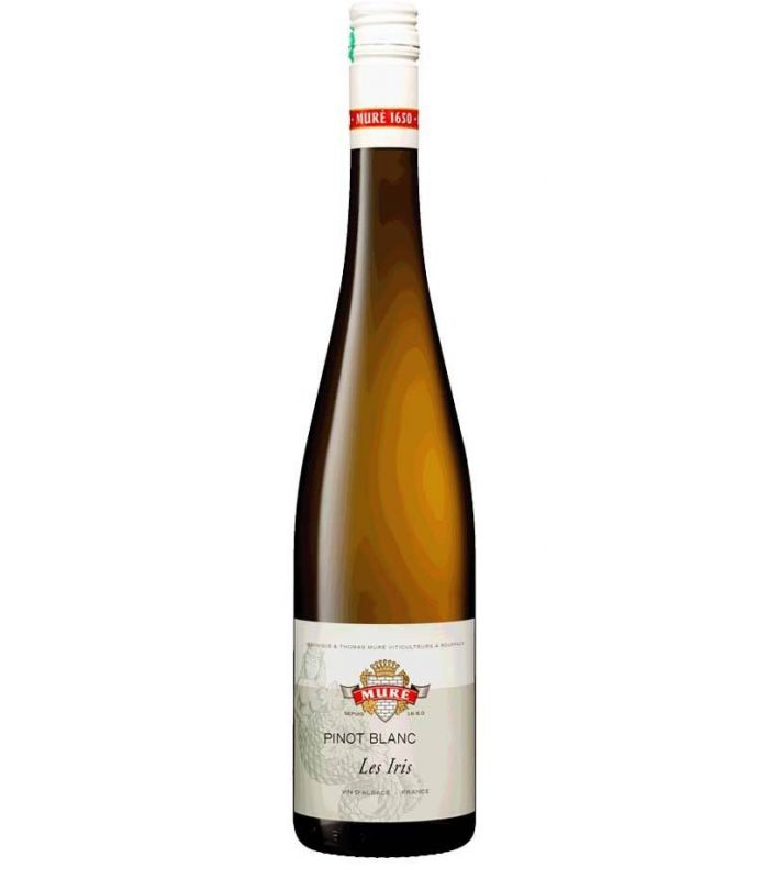 Mure Elzas Pinot Blanc Les Ires 75cl