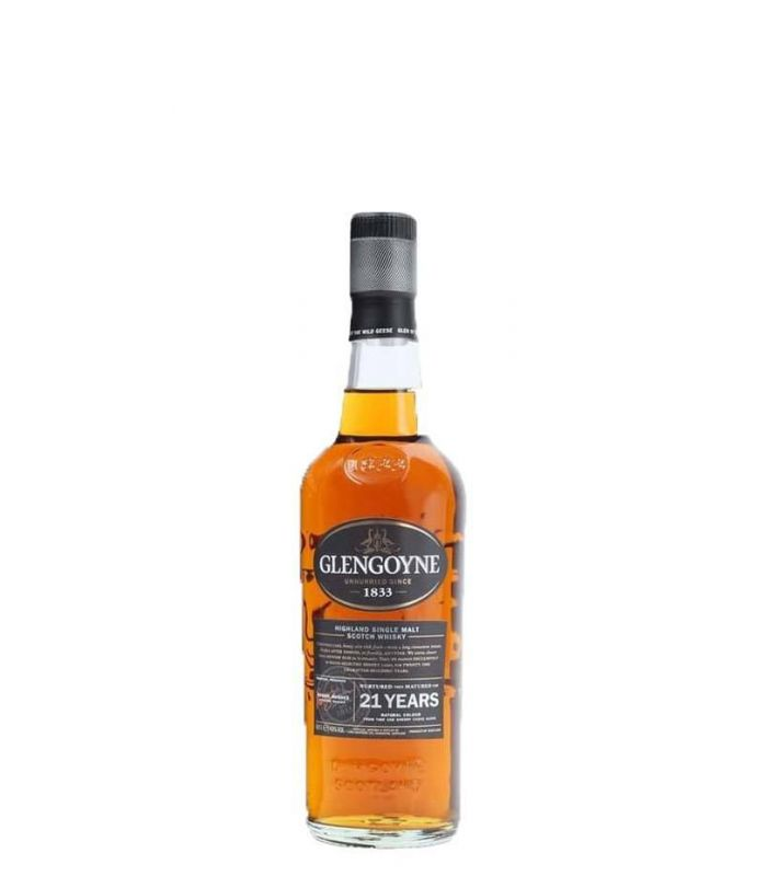 Glengoyne 21 Years Single Malt 20cl
