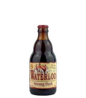 Waterloo Strong Dark 33cl