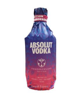 Absolut Tommorowland Edition 70cl