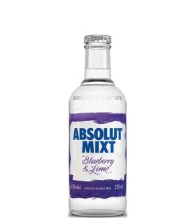Absolut Blueberry & Lime 27,5cl