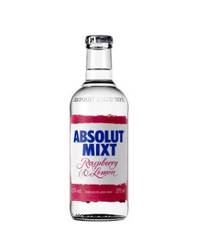 Absolut Raspberry & Lemon 27,5cl
