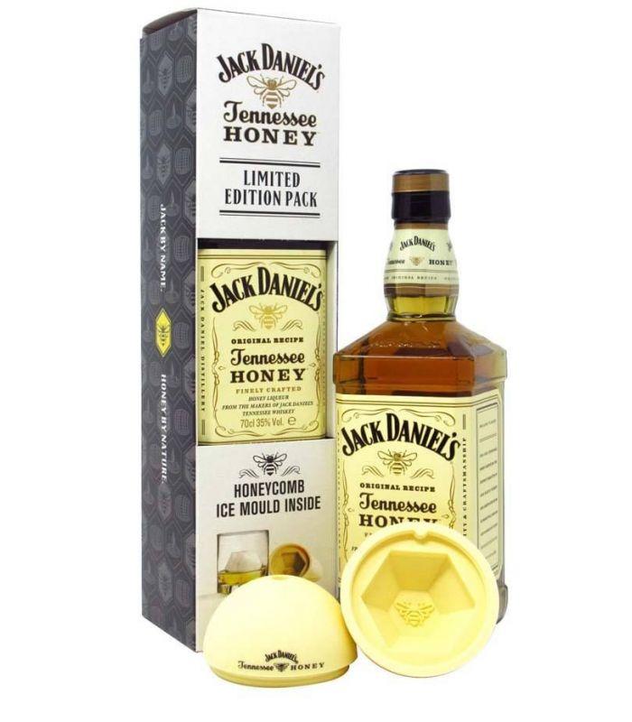 Jack Daniel's Honey met Honeycomb 70cl