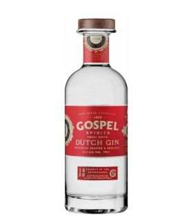 Gospel Dutch Dry Gin By Jopen 70cl