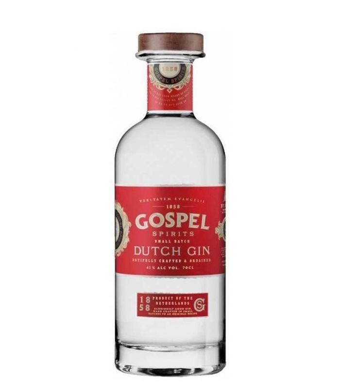 Gospel Dutch Dry Gin By Jopen 70cl