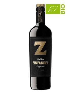 Epicuro Zinfandel Italian Organic 75cl
