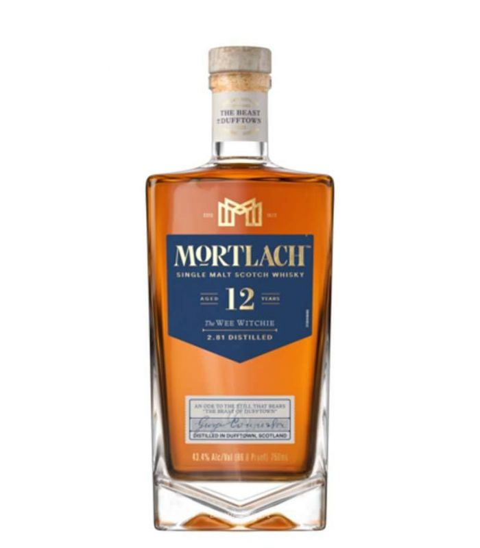 Mortlach 12 Years 70cl
