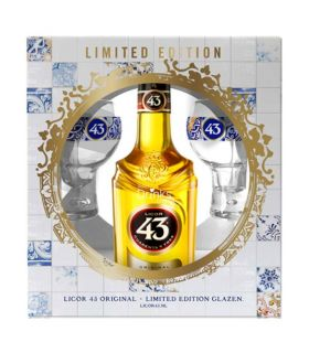 Licor 43 Original Kadoverpakking Limited Edition 2019 70cl