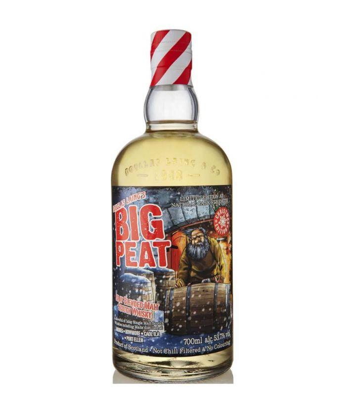 Big Peat Christmas Edition 2019 Douglas Laing 70cl