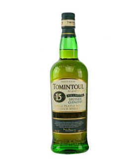 Tomintoul 15 Years Peaty Tang 70cl