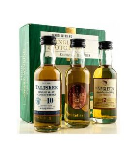 Discovery Collection Single Malt 3X5CL